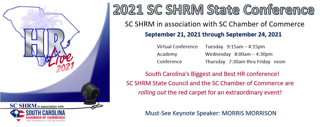 SHRM State Conference Link